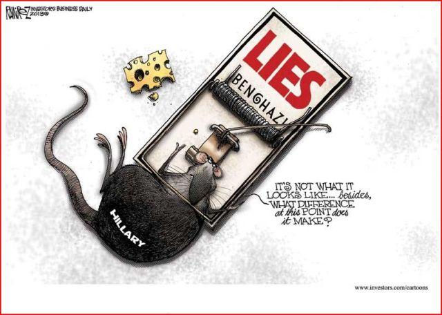 Lies Benghazi