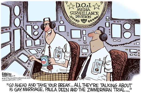 Media-Surveillance