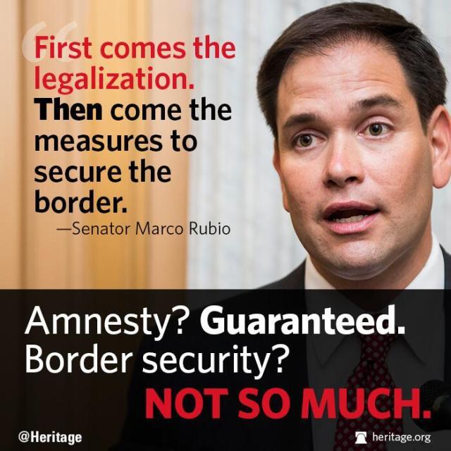 Rubio Amnesty