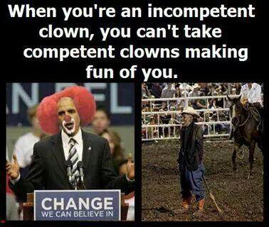 Incompetent Clown