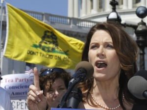 Bachmann Tea Party
