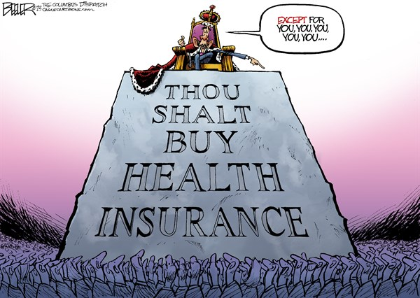 Obamacare Exception