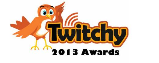 Twitchy 2013 Awards