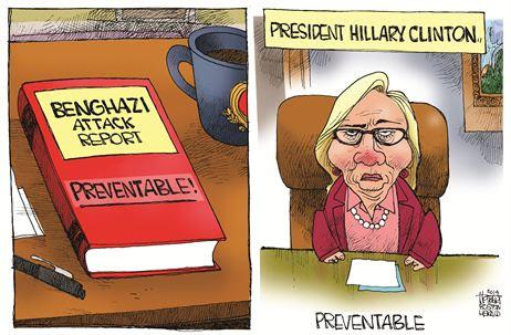 Hillary Preventable