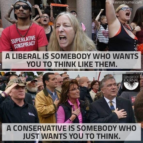 Lib vs Conserv