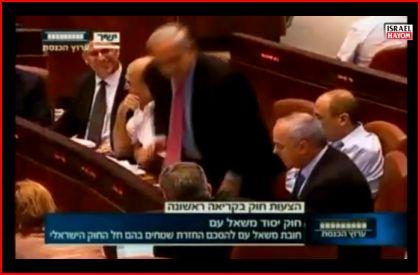 Netanyahu Rises