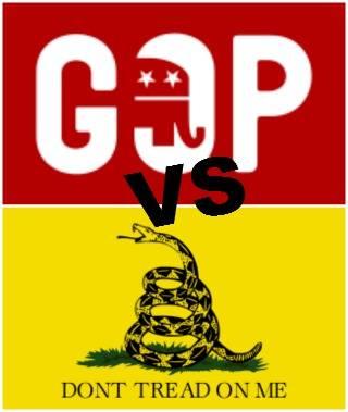 GOP vs Dont Tread