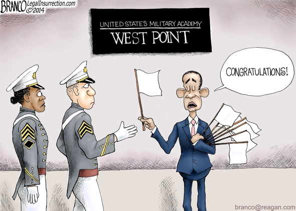 West Point Surrender