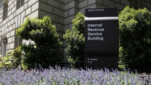 May 14, 2013: A general view of the Internal Revenue Service (IRS) Building in Washington.REUTERS