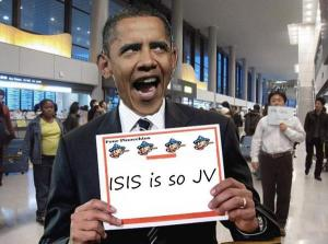 Isis is SO JV