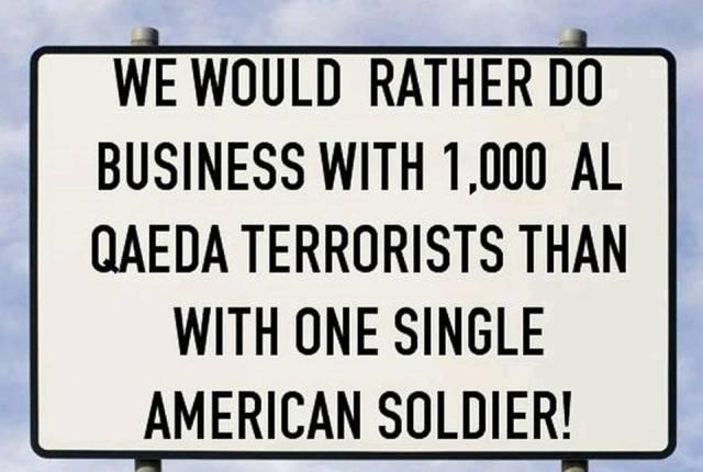 1000 Terrorists
