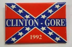 Clinton Gore Flag