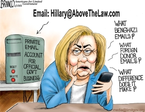 Clinton Emails Recovered